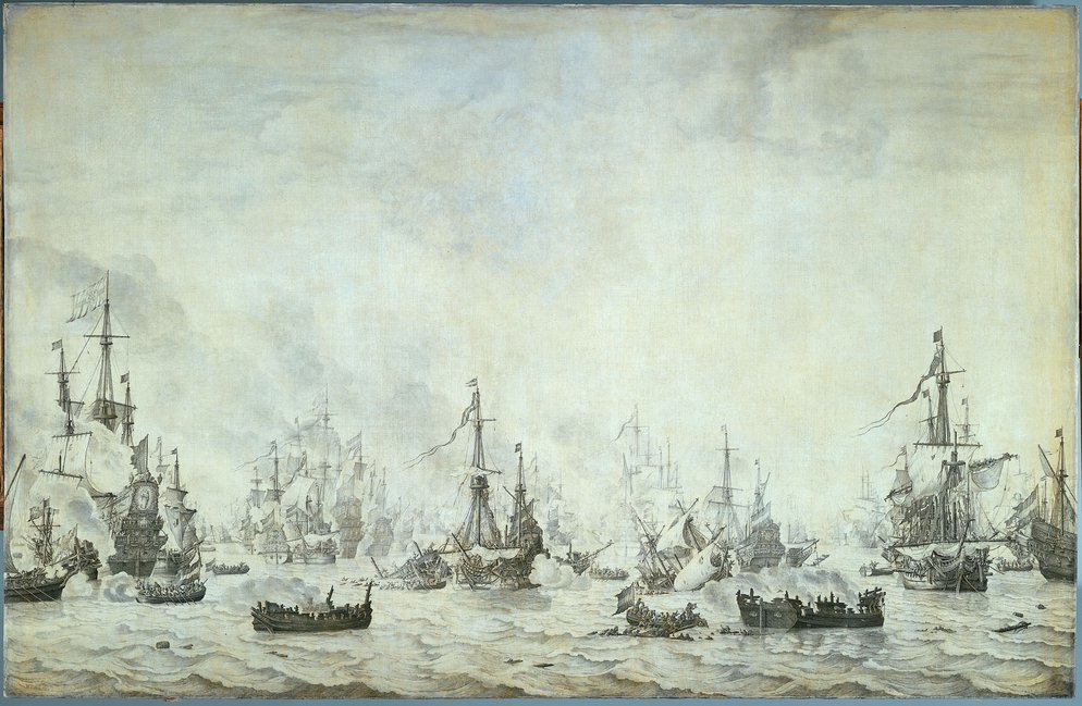 Battle of the Downs of 31 October 1639